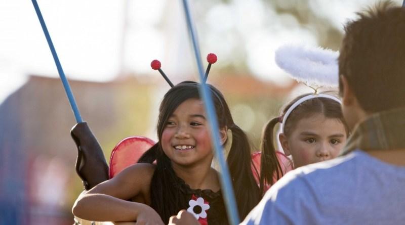 Knott's Spooky Farm_Balloon Race