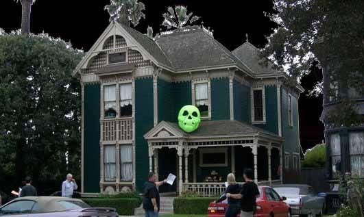 Angelino Heights Halloween