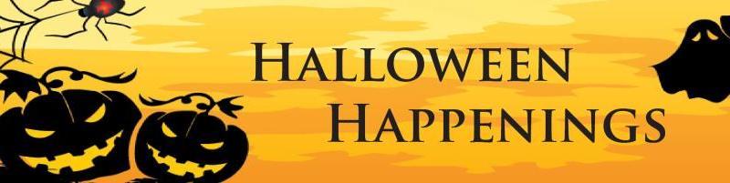 Burbank Halloween Happenings