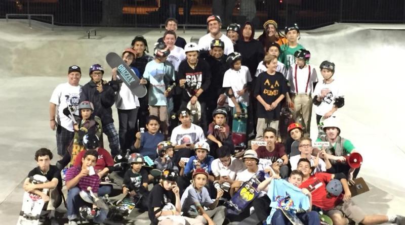 Halloween Skatefest