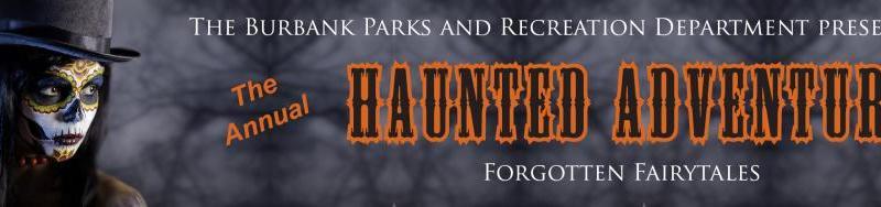 Haunted Adventure 2015 Forgotten Fairytales