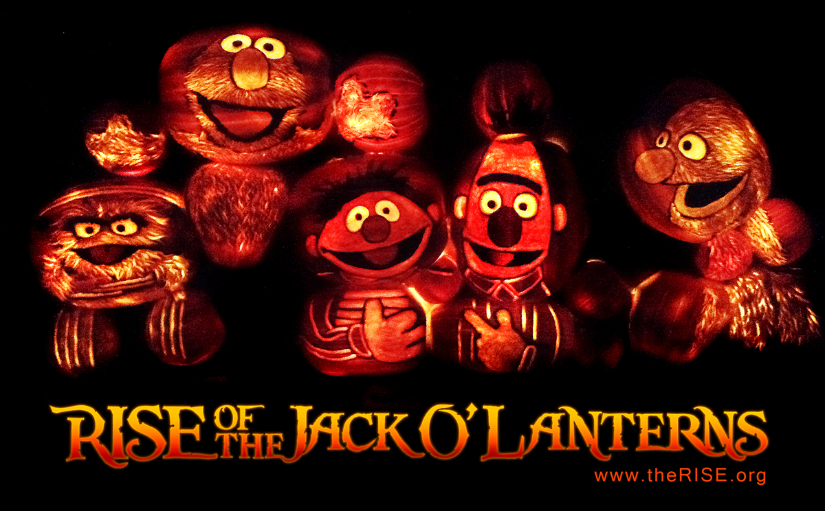 The Rise Of The Jack O 39 Lanterns Hollywood Gothique