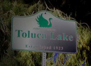 Toluca-Lake-Sign-solarize