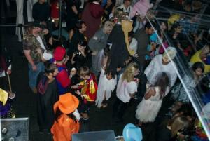 Wok-ing Dead Halloween Party 2014