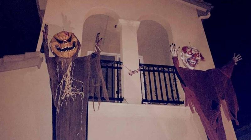 The fifth yard haunt on Moonstone Avenue