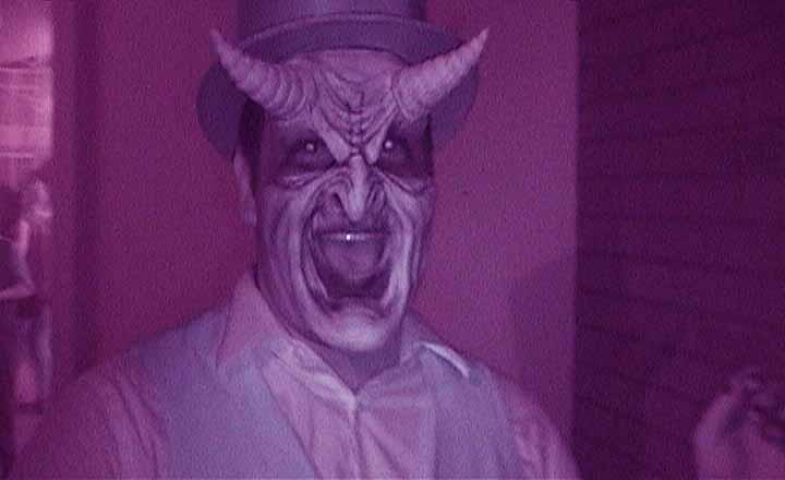 Drunken Devil Sinner's Soire Devil himself