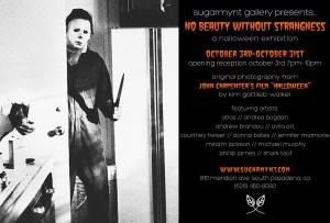 Sugarmynt Gallery Halloween Exhibition