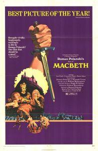 macbeth poster 1971
