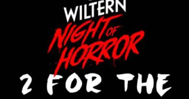 wiltern night of horror 2 for 1