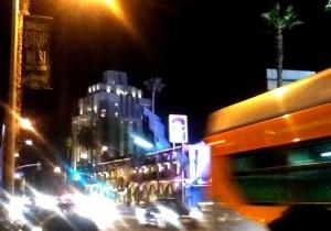 West Hollywood Sunset Strip