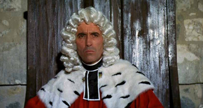 The Bloody Judge (1970) with Christopher Lee