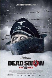 dead-snow-2 poster