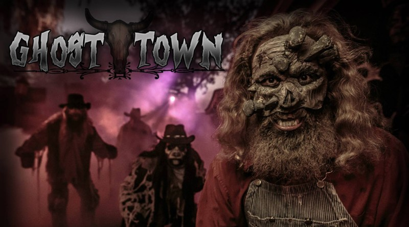 Ghost Town Scare Zone