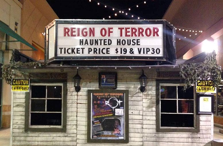 More Halloween Math: Reign of Terror is a better deal than Halloween Horror Nights