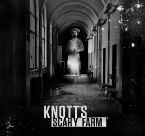 Knotts Scary Farm 2016 nurse