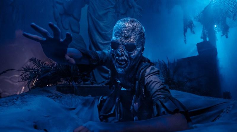 Voodoo (courtesy of Knotts Scary Farm)