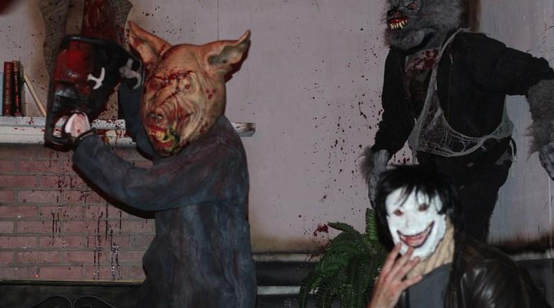 Halloween Review: The Flesh Yard 2016