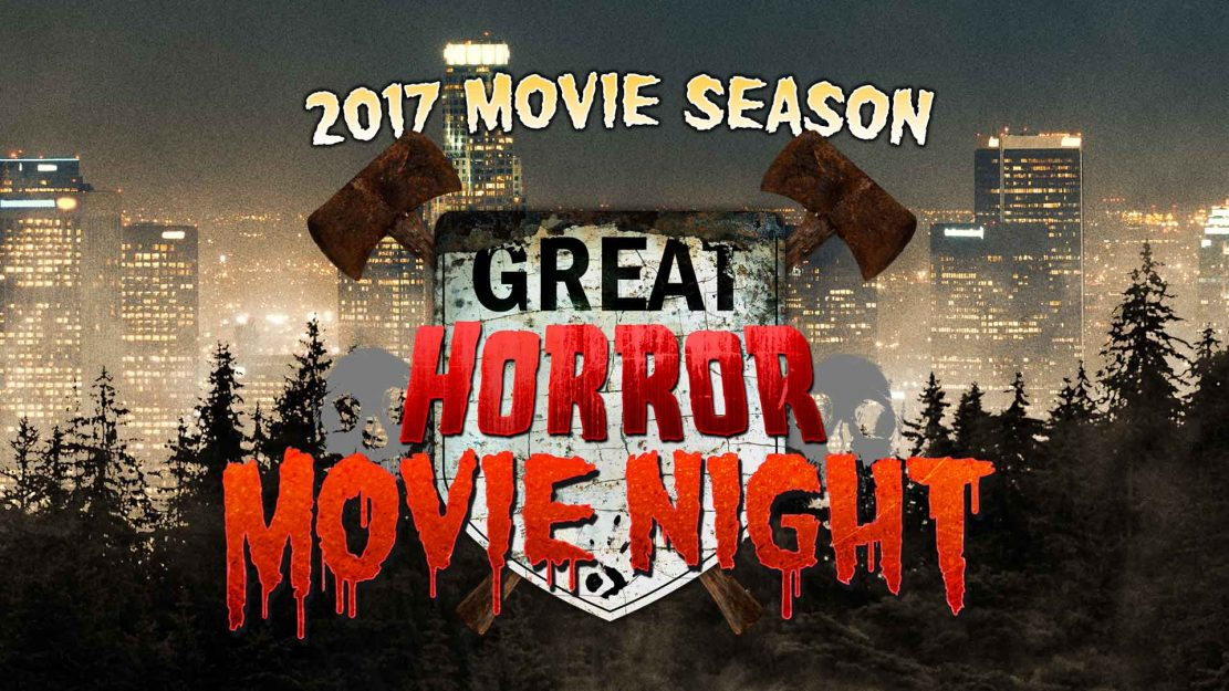 Great Horror Movie Nights announces 2017 season