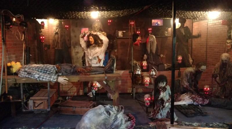 Long Beach Zombie Fest  (credit: Warren So)