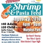Shrimp Feed Poster 2016