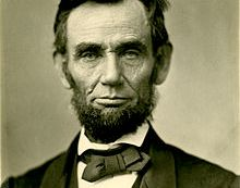 A Bit On Freedom From Abraham Lincoln