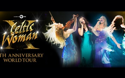 Irish Heritage Night: Celtic Woman – March 18, 2015