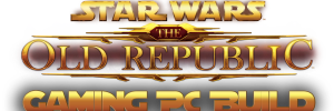 Star Wars The Old Republic Gaming PC Build Logo