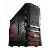 Cooler Master HAF ATX Mid Tower Case, RC-922M-KKN1-GP (Black)