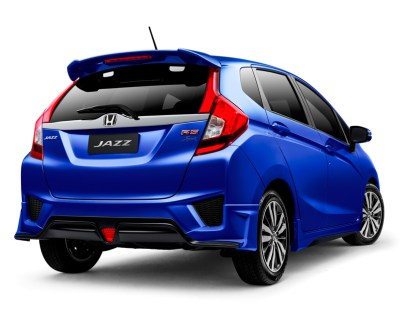 Honda Jazz as Seen on TV3's The Block NZ – Reverse Auction with GrabOne