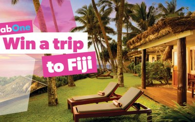 Win a five star, five night trip to Fiji!