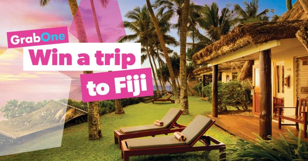 Win a five star, five night trip to Fiji!