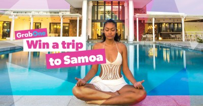 Win a five night family trip to Samoa!