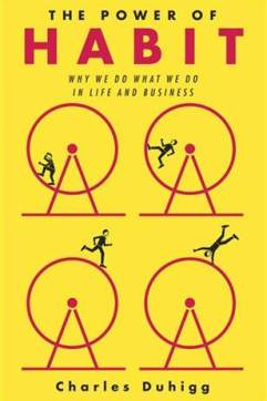'The Power of Habit: Why We Do What We Do in Life and Business' by Charles Duhigg