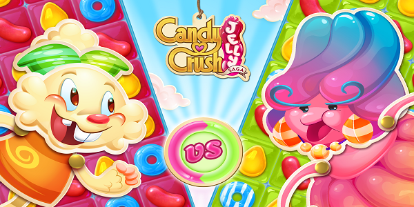 Candy Crush Jelly Saga Hack  Cheat Online Gold Bars