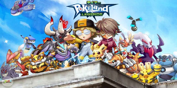 Pokeland Legends Hack Cheat Online Diamonds, Coins