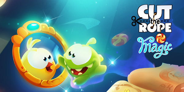 Cut The Rope Magic Hack Cheat Online Magic Crystals