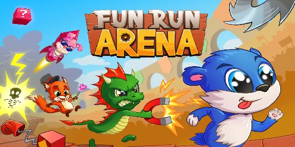 Fun Run Arena Hack Cheat Gems, Coins Android iOS
