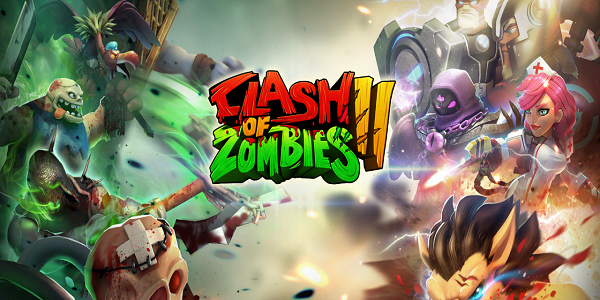 Clash of Zombies 2 Hack Cheat Online Gems, Power Stone