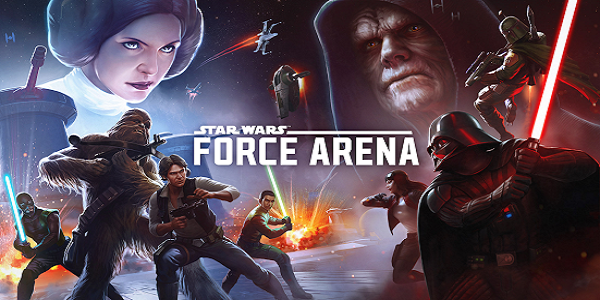 Star Wars Force Arena Hack Cheat Online Credits, Crystals