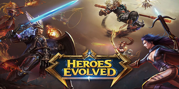 Heroes Evolved Hack Cheat Online Unlimited Tokens, Gems