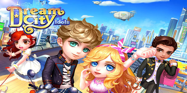 Dream City Idols Cheat Hack Online Generator Diamonds,Coins