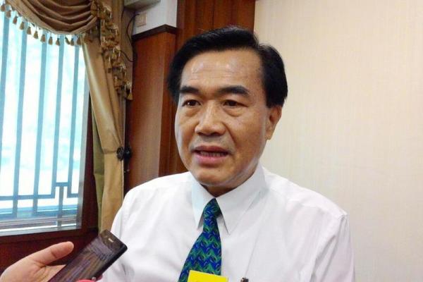 李全教涉及台南市議長選舉賄選。 圖片來源:中央社