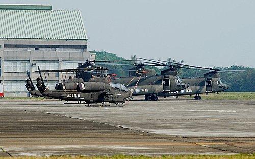 陸軍航特601旅。 圖片來源:AIR BOSS航空國度