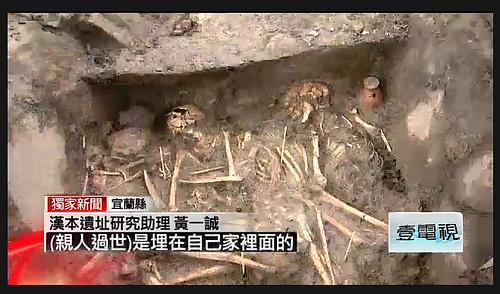 漢本遺址的考古團隊正在與時間賽跑。 圖片來源:環境資訊中心/壹電視