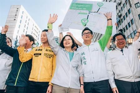 綠色新國會。 圖片來源:match生活網