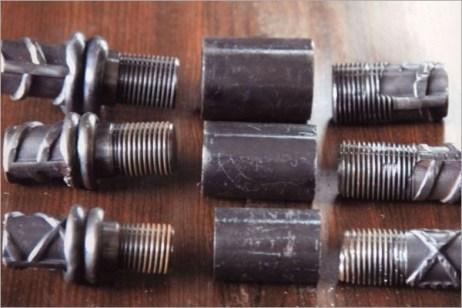 鋼筋續接器是否合格與正確使用,也影響鋼筋抗震與承重結構。 圖片來源:金佳昌