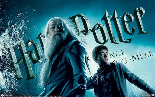 鄧不利多在《哈利波特》的世界裡具有崇高的地位。 圖片來源:p1.pichost.me
