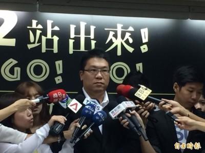 旅遊觀光業者打算在912遊行抗議,遭觀光局打臉。 圖片來源:美洲台灣日報