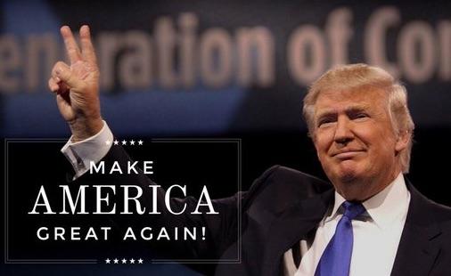 川普贏得美國總統大選,意義非凡。 圖片來源:MoneyDJ