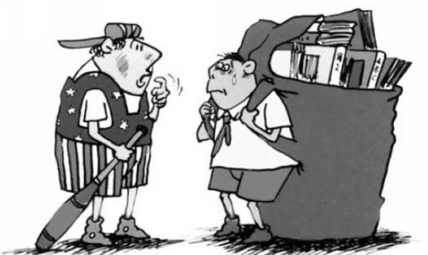 教育取決於家庭與學校。 圖片來源:中華基金會